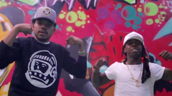 "Chance the Rapper Drops Video for ""No Problem"" Ft. 2 Chainz & Lil Wayne"