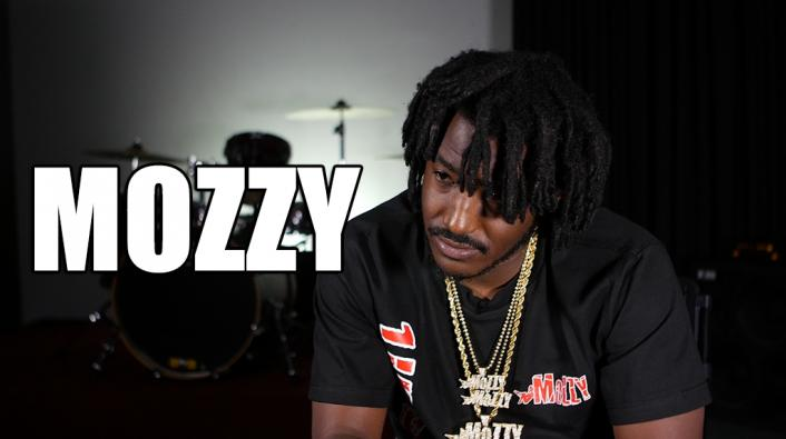 """Mozzy: Co-Star in """"The Truth"""" Video Murdered 12 Hours After Video Dropped"""