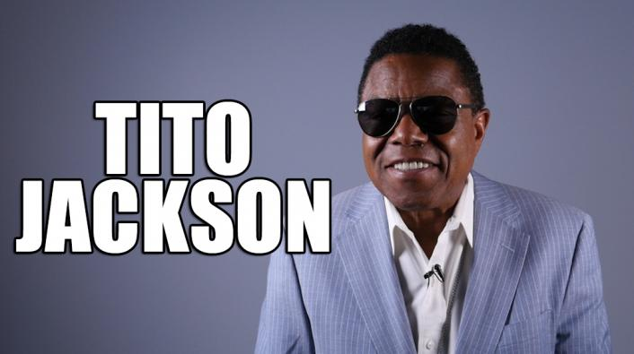 """Tito Jackson on Dropping 1st Album at 62, Not Knowing What """"Thot"""" Means"""