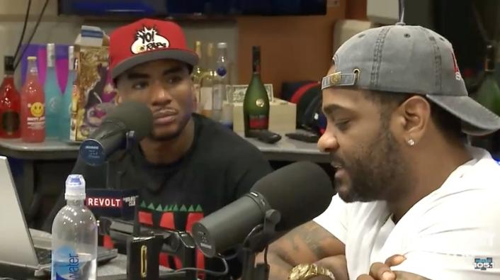 Jim Jones Says He and French Montana Need to Fight to Squash Beef