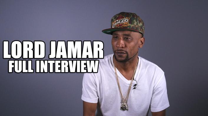 'The Vlad Couch' ft. Lord Jamar (Full Interview)