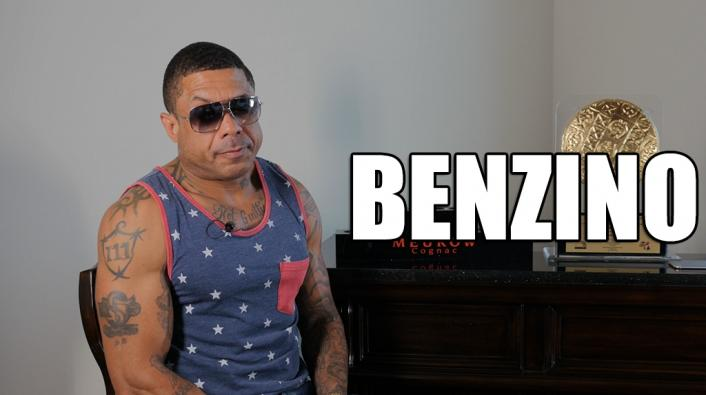 Benzino on Growing up in The Streets: I Was Selling Crack, Weed, and Heroin