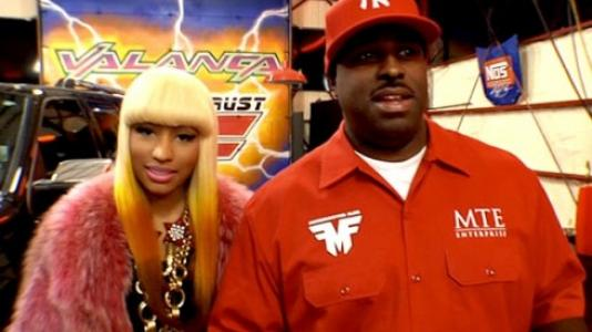Nicki Minaj's Feud with Hot 97 Continues on Funk Flex Show