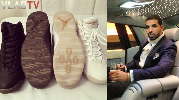 6aa995d49a76 Drake Announces Huge Partnership With Jordan Brand