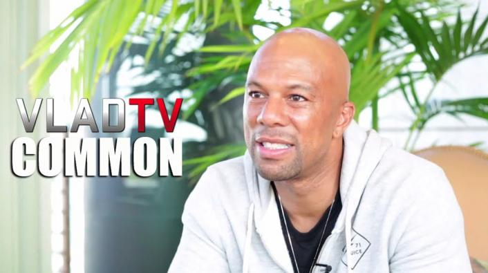 Image: Throwback: Common Admits Beef w/ Drake Was Over Serena Williams