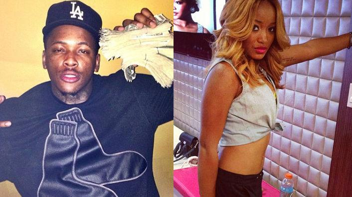 Keke Palmer And Rodney King Dating keke palmer and quincy brown back ...