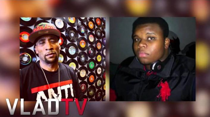 Image: Lord Jamar: I'm Sad, But Not Surprised at Michael Brown Verdict