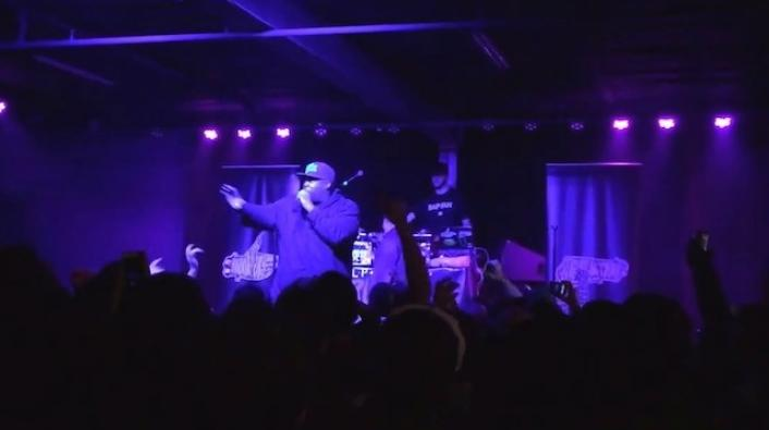 Image: Killer Mike Gives Impassioned Speech About Mike Brown at Concert