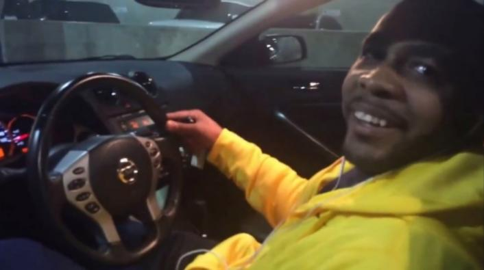 Image: Memphis Grizzlies Gift Intern New Car After His Was Stolen