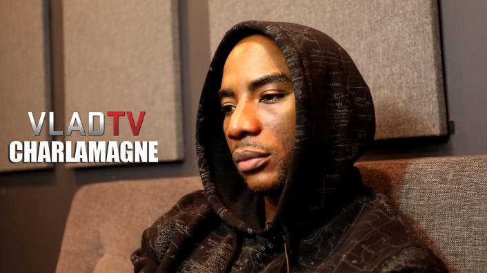 Image: Charlamagne Imagines Keyshia Cole Fighting Young Thug Over Baby