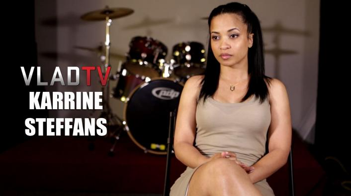 Image: Karrine Steffans Breaks Down How She Got 'Superhead' Nickname