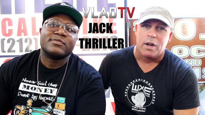 40 Glocc rants on Jack Thriller after reading his ...