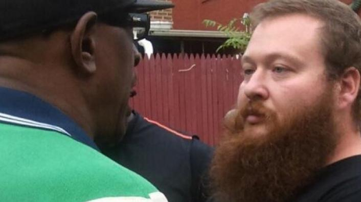 Image: Popa Wu Confronts Action Bronson at Sean Price's Wake (Video)