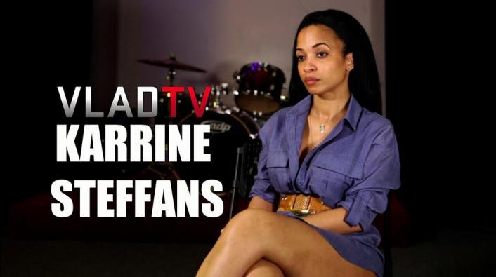 Karrine steffans porn video