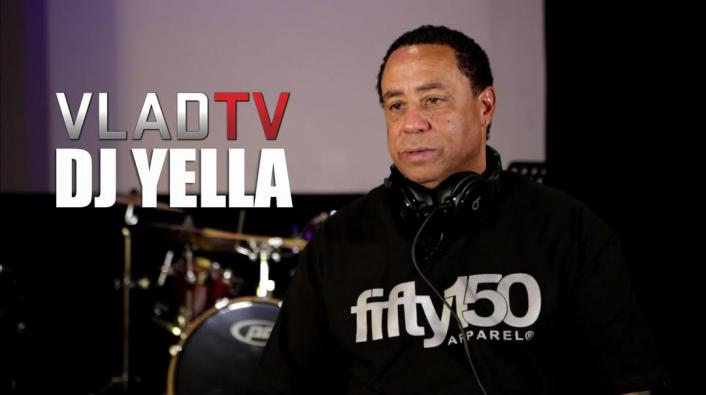 Easy E Funeral: Exclusive! #RIPEazyE: DJ Yella On Being Only NWA Member At