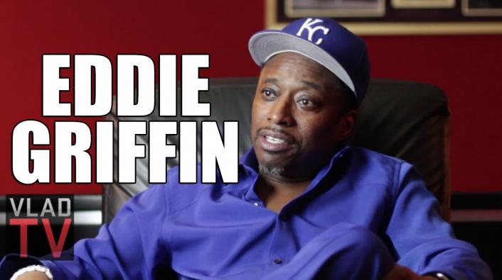 """Exclusive! Eddie Griffin Details Coining the Term """"Thirsty ...  Eddie"""