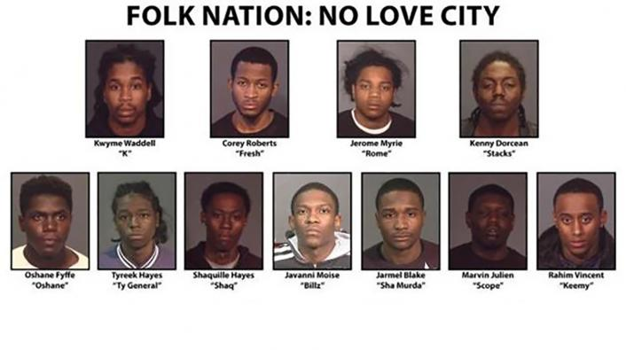 New York Prosecutors Indict Gang Involved in Meek Mill Video Shooting