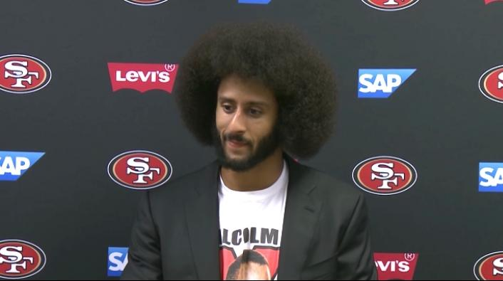 Colin Kaepernick Clarifies His Stance on Fidel Castro and Malcolm X