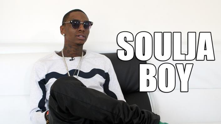 "Exclusive! Soulja Boy: ""Crank That"" Making $8M at 16 ..."