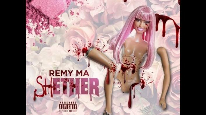 "Image: Remy Ma Flames Nicki Minaj in Diss: ""Sucked his D*ck, You Back with Gucci"""