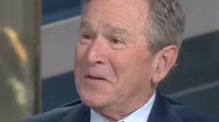 Image: George W. Bush on Donald Trump: The Media is Indispensable to Democracy