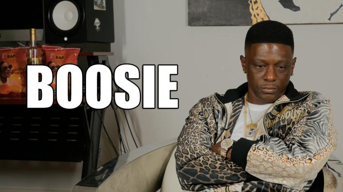 Boosie on Raising His Kids Not to Trust Police, Can't Play with Toy Guns