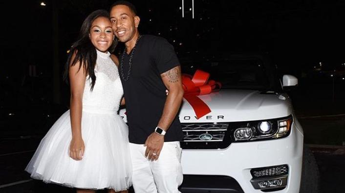 Ludacris Gifts His Daughter a Range Rover for Her 16th Birthday