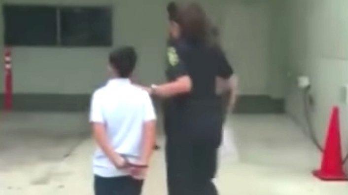 Tampa Middle School School Teacher Arrested After Sending