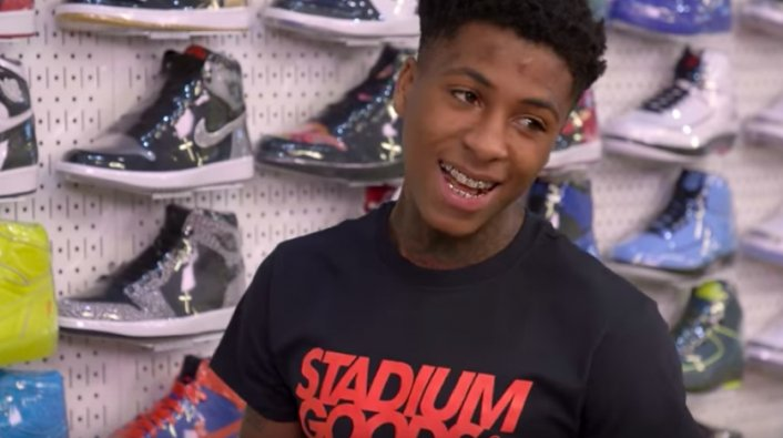 Nba Youngboy Goes Sneaker Shopping With Complex