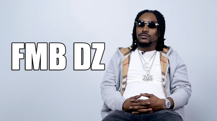 Exclusive  Fmb Dz Details Losing His Tooth Eating A