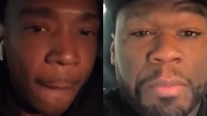 Image: 19 Years of Beef: 50 Cent Trolls Ja Rule Yet Again, Ja Responds