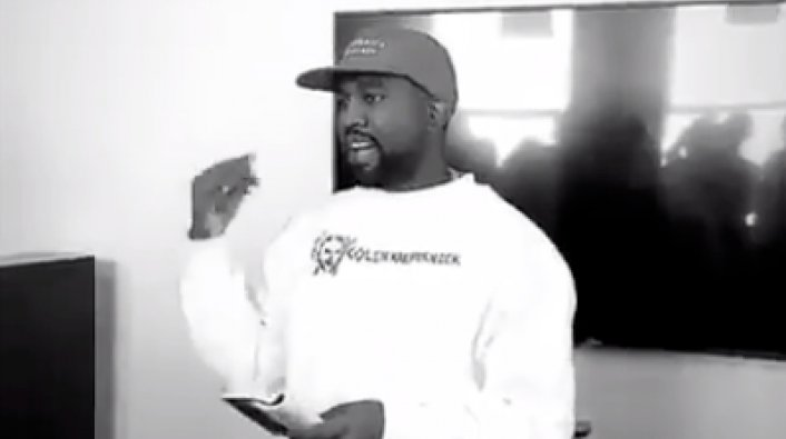 Kanye West confirms release date for new album Yandhi and shares preview