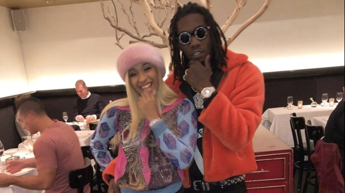 Offset Tweets That He Misses Cardi B After Their Split