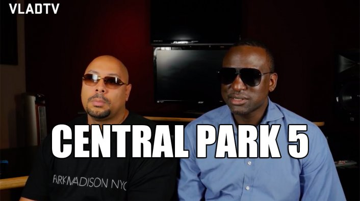 EXCLUSIVE: The Central Park 5 on Being in Central Park on Night of the Assault (Flashback)
