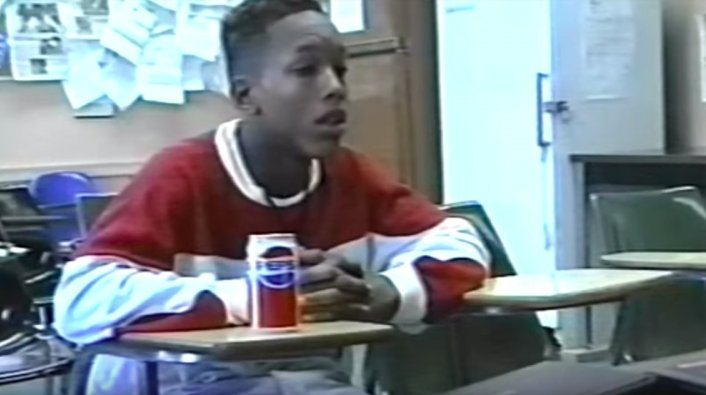Full Coerced Confession From Korey Wise of 'Central Park Five' Surfaces