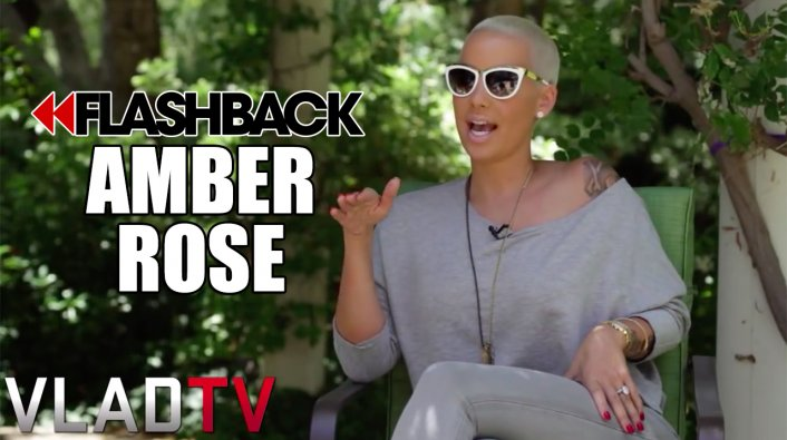 Exclusive: Amber Rose on Gay Rappers Being Accepted in Hip Hop (Flashback)
