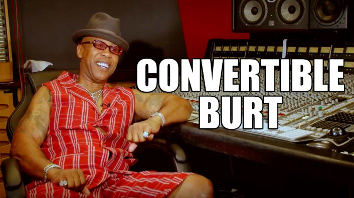 Exclusive: Convertible Burt on Crack Hitting Miami, Starting Out as a Drug Lookout at 10