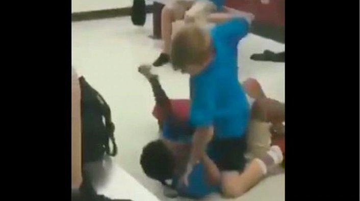 White Teen in Florida Charged After Attacking Black Classmate