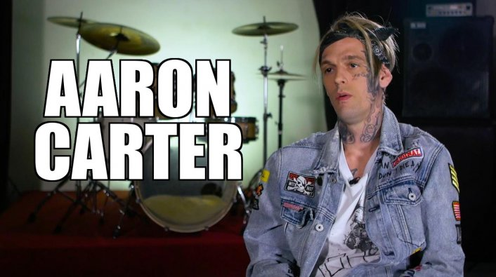 Aaron Carter Gets Real About Coming Out, Breaking Up, And