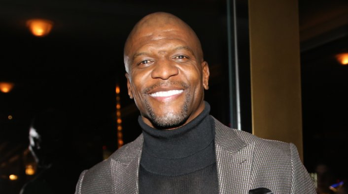 Image: Terry Crews: You Aren't 'Officially Black & Successful' Until You Get Called a 'Coon'