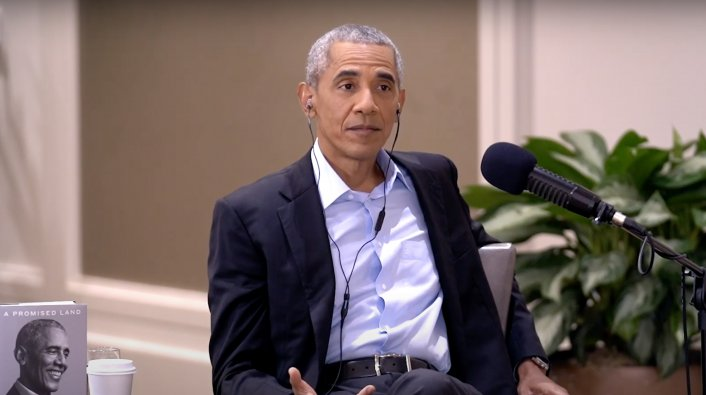 Former President Barack Obama Explains What He Did For Black People
