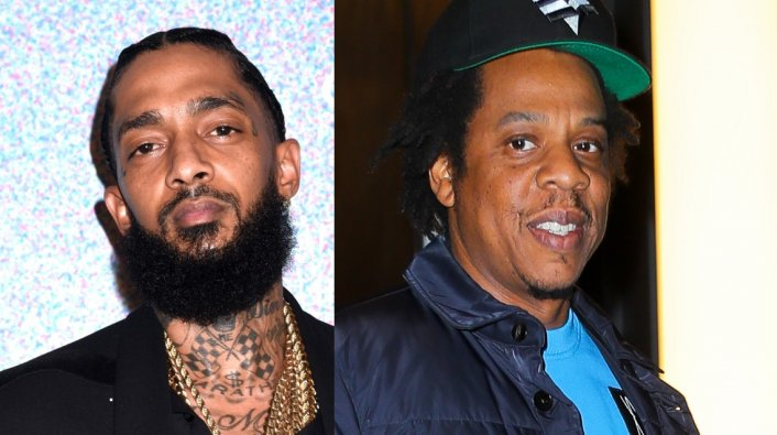 Jay Z and Nipsey Hussle Collab to Drop This Week Amid News of Nipsey Album