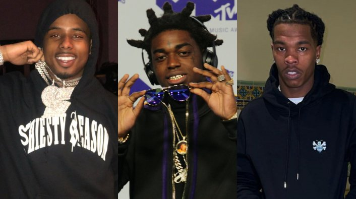 Pooh Shiesty Calls Kodak Black 'Lame' for Checking Lil Baby on Spreading Trend