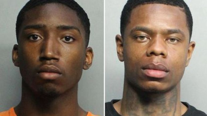 Image: Two Miami Spring Breakers Arrested for Drugging, Raping Woman Who Later Died
