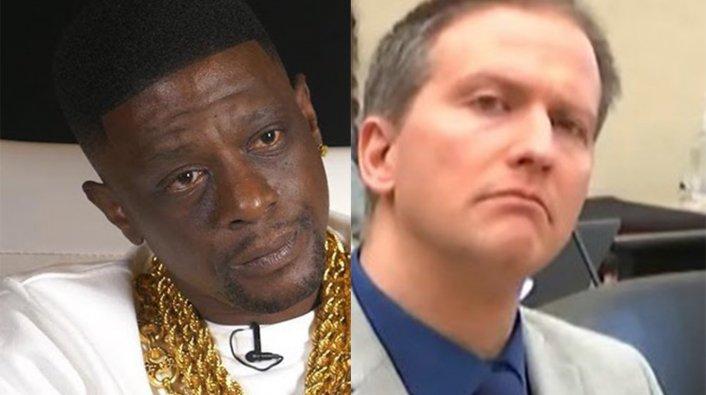 Image: Boosie Implies Derek Chauvin Would've Been Violated in Louisiana Prison