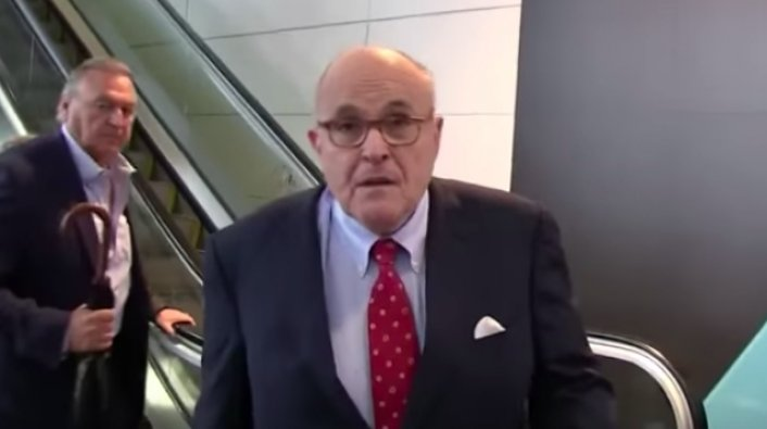 Giuliani's Manhattan Apartment Searched by Federal Bureau of Investigation  in U.S. Probe