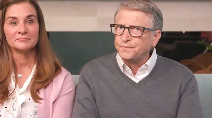 Image: Bill and Melinda Gates Divorcing After 27 Years