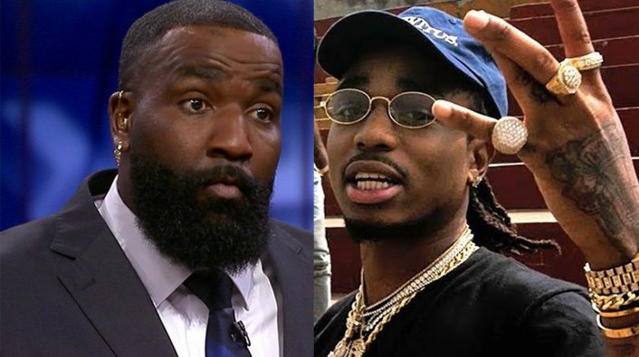 Image: Kendrick Perkins Tells Quavo: Keep My Name Out of Your Mouth!