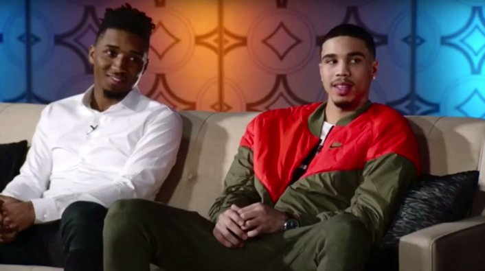 Image: All-NBA Snub Costs Donovan Mitchell and Jayson Tatum $33 Million Each