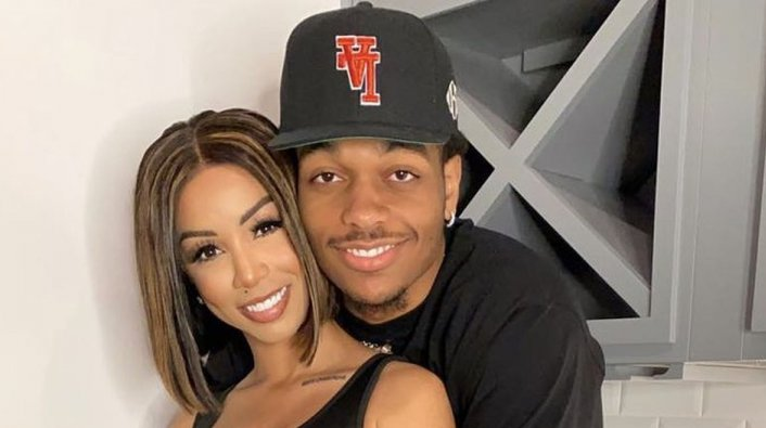 Image: Update: PJ Washington Spends Time with Son Amid Rift with Brittany Renner